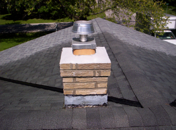 Kenosha Chimney Cap Repair Chimney Flue Cap