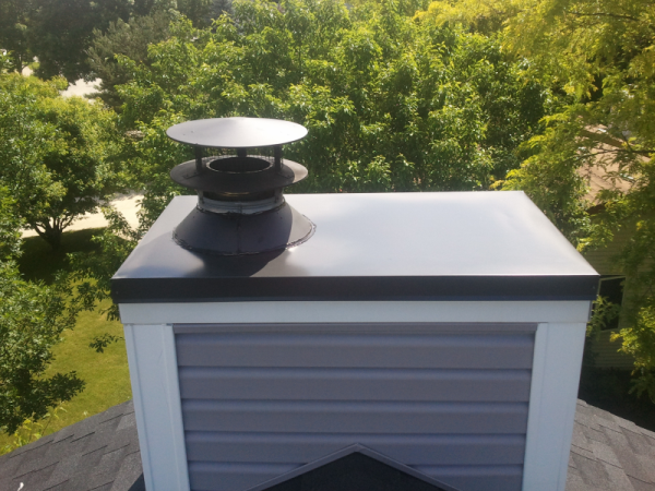 Chimney Cap Installations Milwaukee Chimney Flue Cap