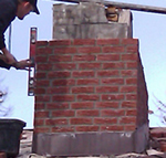 Chimney Rebuilding and Joint Repair