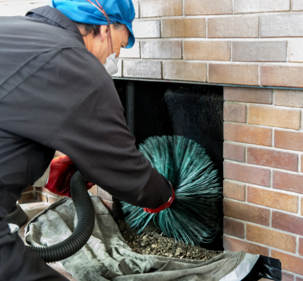Chimney sweeping & cleaning