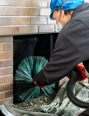 Chimney Sweeps Servicing Wisconsin
