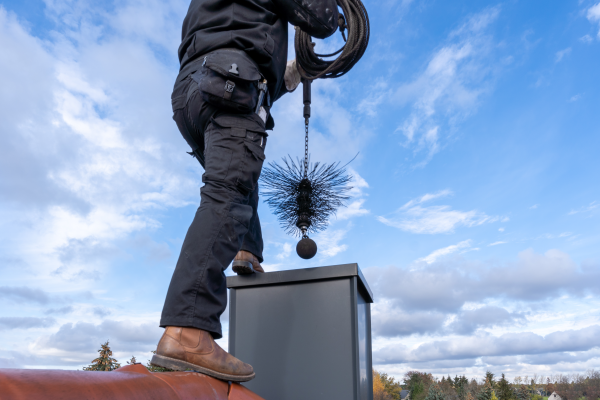 Chimney repair, rebuilding, and cleaning in Dousman, WI