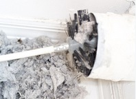 Dryer Vent Cleaning of Lint