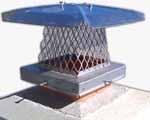 Chimney Flue Cap Installation Stainless Steel Chimney